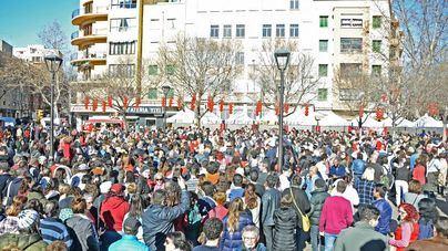 Suspenden los actos del Año Nuevo chino en Palma a causa de la pandemia
