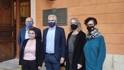 El PI y Més piden a todos los partidos 'cerrar filas' para interponer un recurso de inconstitucionalidad a los PGE