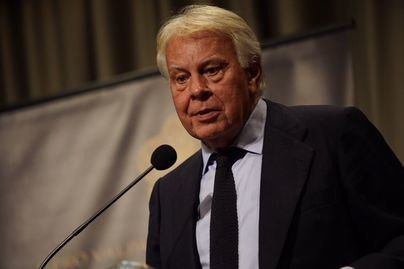 Felipe González, sobre Iglesias: