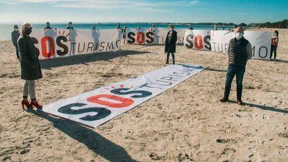 La plataforma SOS Turismo pide auxilio: más vacunas y ayudas directas