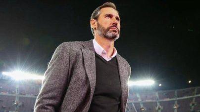 Vicente Moreno regresa a Son Moix al frente del Espanyol, el día de los enamorados