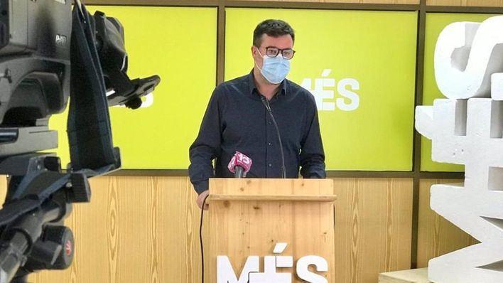 Noguera aplaude la remodelación del Govern y recuerda que Més llevaba tiempo reclamándola