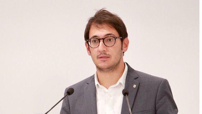 Negueruela, nuevo portavoz del Govern: