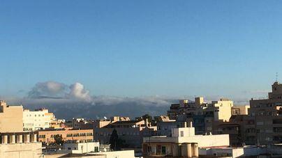 Este sábado descienden las temperaturas con posibles chubascos en Mallorca y Menorca