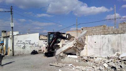 Cort retoma el proceso de desalojo de viviendas de Son Banya