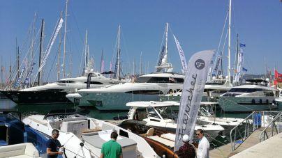 El Palma International Boat Show se celebrará en junio