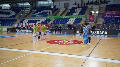 El Palma Futsal retoma la senda de la victoria