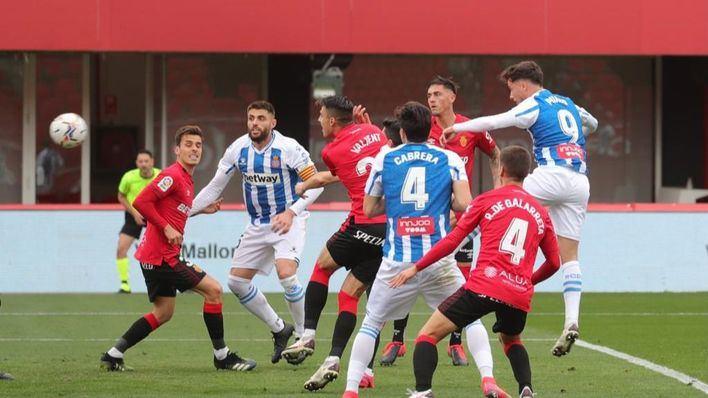 Un gol a la contra tumba al Mallorca en Son Moix