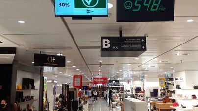 La desescalada en Mallorca arranca con la apertura al 30 por cien de los centros comerciales