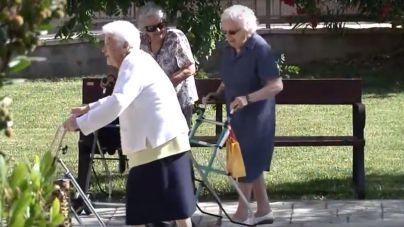 La incidencia de la Covid baja entre los ancianos internados en residencias
