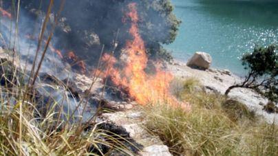 Mallorca acapara la mayor parte de superficie quemada durante los incendios forestales de 2021