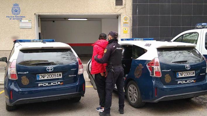 Dos detenidos en Palma por asaltar a ancianas para robarles las cadenas de oro