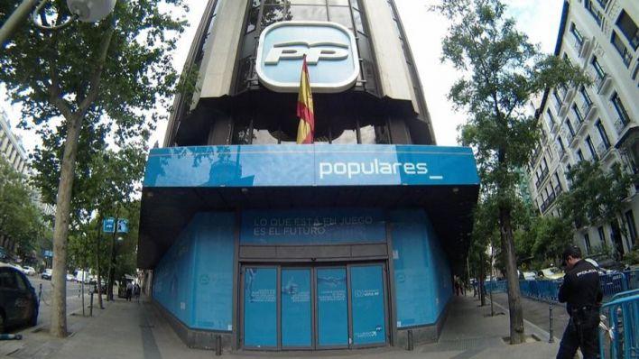 Casado anuncia que el PP deja la sede de Génova 'para romper con el pasado'