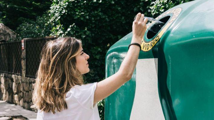 Baleares, a la cabeza en reciclaje de vidrio