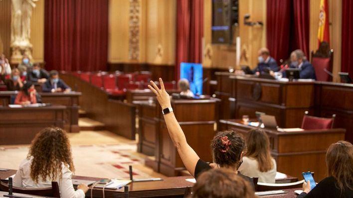PSIB, Podemos y Vox tumban el recurso de inconstitucionalidad de los PGE