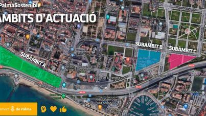 Vía libre al nuevo urbanismo del barrio de Llevant: 50 millones perdidos en modificaciones y litigios