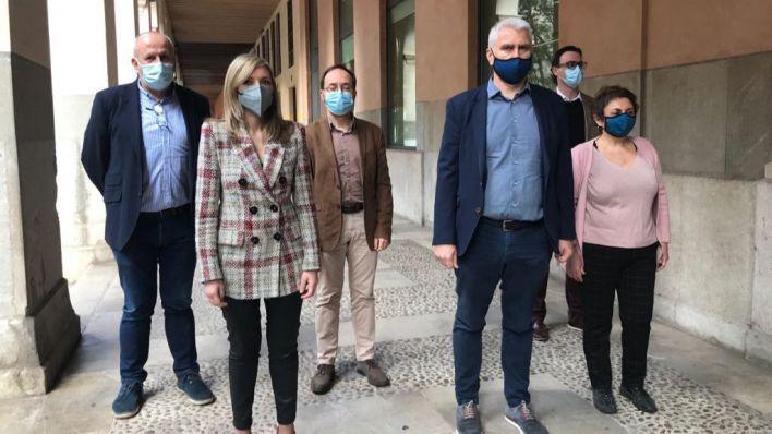 Més y El Pi, acompañados de PP y Cs, vuelven a presentar el recurso contra los PGE por incumplir el REB