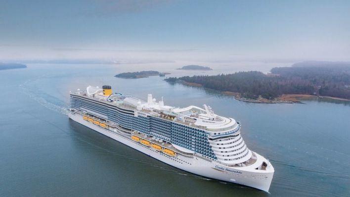 Costa Cruceros estudia abrir rutas con Palma a partir del 1 de mayo