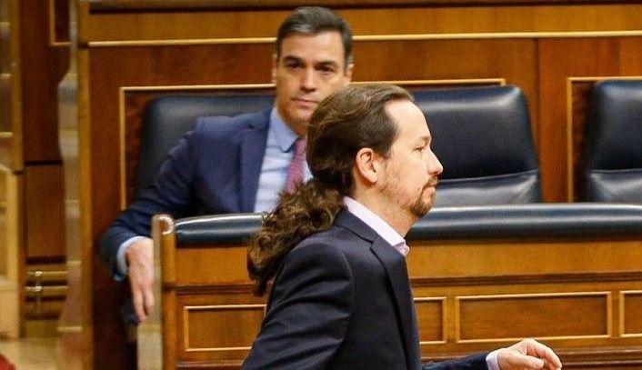 Podemos y PSOE ya no ocultan sus tensas relaciones tras rechazar los socialistas la Ley Trans