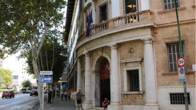 Éxodo masivo de funcionarios de Justicia de Baleares