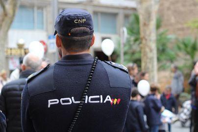 Detenido en Palma por robar en el interior de tres vehículos