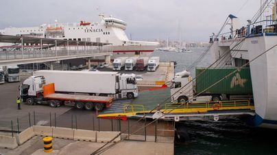 Las exportaciones caen un 10 por ciento en 2020 en Baleares, aunque con un saldo comercial positivo de 609,7 millones