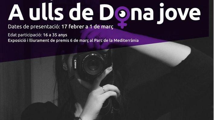 Marratxí convoca el concurso de fotografía 'ulls de dona jove'