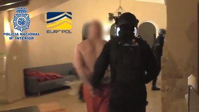Una operación contra una red de explotación sexual de mujeres se salda con un detenido en Palma