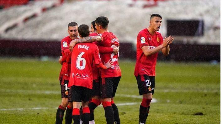 Mallorca y Almería se juegan el liderato en Son Moix
