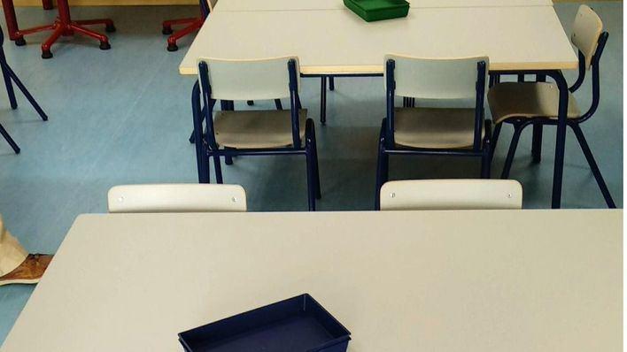 Dos docentes y 139 alumnos de Baleares dan positivo en Covid durante la última semana