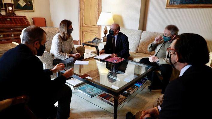 Asima y Afedeco reiteran ante Armengol que el suelo industrial existente en Mallorca 'es más que suficiente'