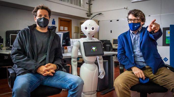 Un sistema de inteligencia artificial permitirá fabricar robots para atender a personas con dependencias
