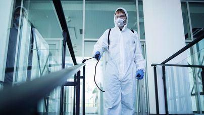 La limpieza y desinfección de centros educativos en tiempos de Covid-19, una actividad esencial