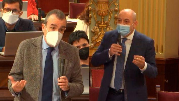 Yllanes a Rodríguez (Vox):
