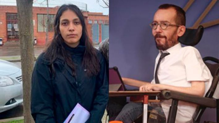 El SUP se querella contra la abogada de Hasél y lleva ante Fiscalía a Echenique