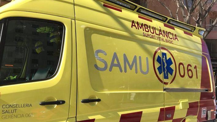 Tres heridos tras una explosión en una lavandería de Algaida