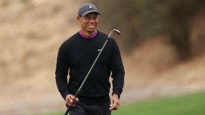 El golfista Tiger Woods, herido de gravedad tras sufrir un accidente de tráfico