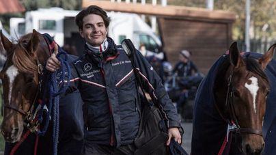 Trot: El mallorquín Guillermo Horrach, primer español en ganar el campeonato de aprendices París-Vincennes