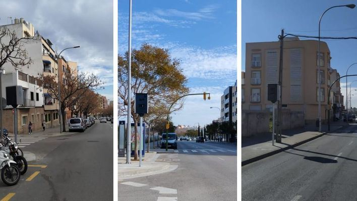 Radares de control de velocidad en Palma: multas a partir de marzo