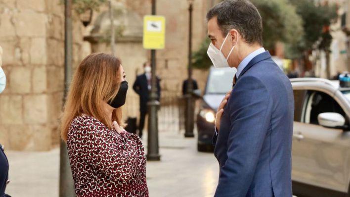 Company critica que Armengol diga en Europa lo que calla ante Sánchez