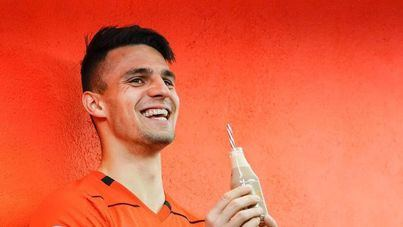 Martin Valjent, 'encadenado' con el Real Mallorca hasta 2025