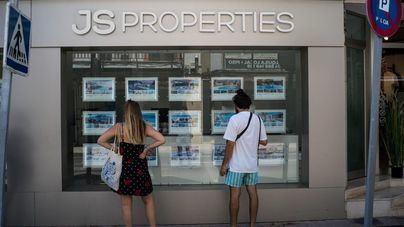La firma de hipotecas sobre viviendas cayó un 6 por ciento en Baleares durante 2020