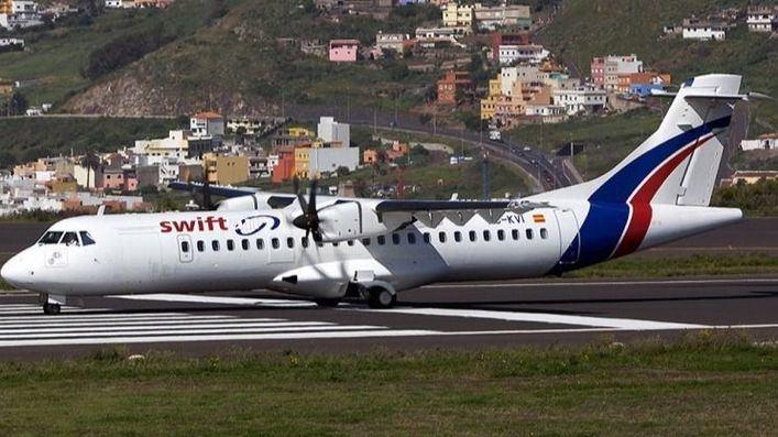UEP Airways, la nueva aerolínea filial de Swiftair, volará interislas en Baleares