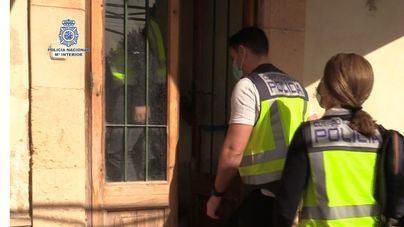 Tres arrestados por trata y explotación sexual en un céntrico piso de Palma