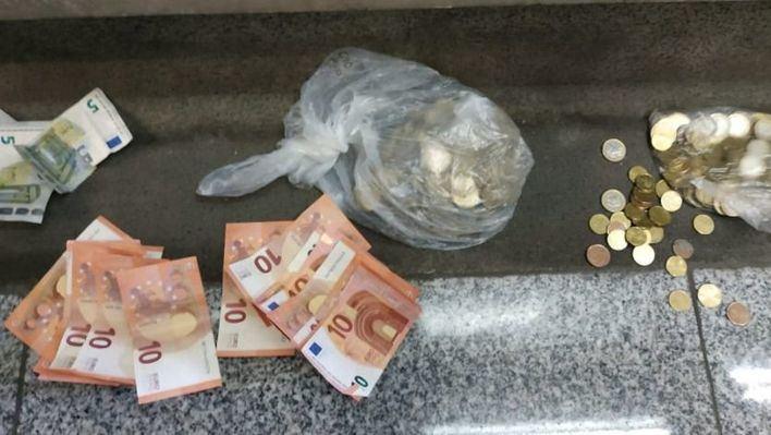 Detenido tras robar en máquinas del metro de Palma y volver para que le devolvieran dinero