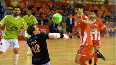 El Palma Futsal cae en el 'duelo de candidatos' frente al Cartagena