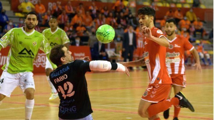 El Palma Futsal cae en el