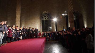 Armengol preside el Día de Baleares en un acto al que no acudirá Vox