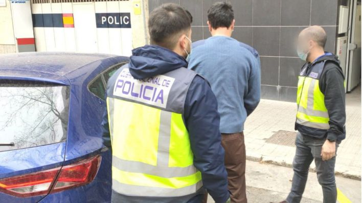 Detenido un matrimonio en Palma por prostituir a la mujer que cuidaba de su hijo