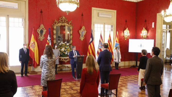 Thomàs reclama 'planes de transformación' para que Baleares no dependa del turismo